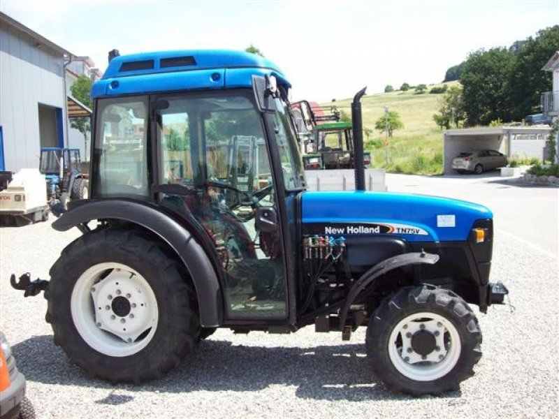 New Holland TN 95 F A - Espaa - mascuses