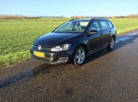 VW Golf 7 - 1,6 tdi - 30,3 KM/L BLUEMOTION  stationcar - van PKW/LKW