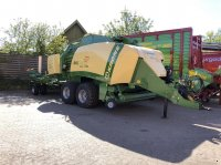 Krone Big Pack 4X4 High Speed med BaleCollect 1230 nagybálázó