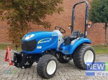 New Holland BOOMER 25 kompakt rakodó
