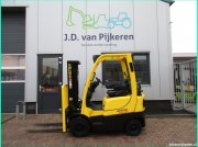 Hyster H1.6FT triplex freelift shift homlokrakodó