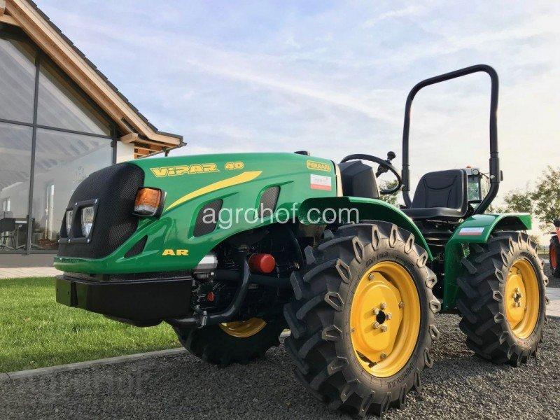 Ferrari Vipar 40 AR szőlőművelő traktor, 6064 Tiszaug - Használt traktorok és mezőgazdasági ...