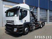Iveco Stralis AT260S42 6x2 Euro 5 EEV Abrollcontainer