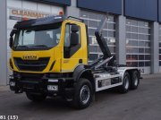 Iveco Trakker 500 6x4 Abrollcontainer