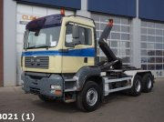 MAN TGA 33.400 6x4 Abrollcontainer