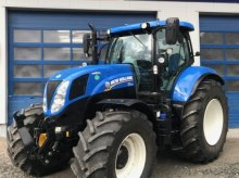 New Holland T7.210 Traktor