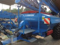 Lemken Mounted seed drill Solitair 12/1000 K-DS 125 sorvetőgép